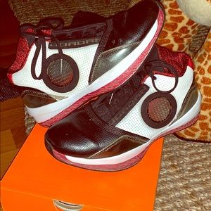 *NIKE JORDAN 2010 GS Varsity Red •DEADSTOCK• 5.5y